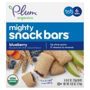 Plum Organic Mighty Blueberry Snack Bars