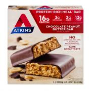 Atkins Advantage Chocolate Peanut Butter Bars