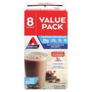 Atkins Milk Chocolate Shakes