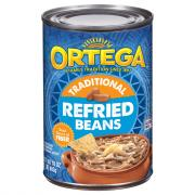 Ortega Traditional Refried Beans