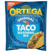 Ortega Taco Seasoning Mix