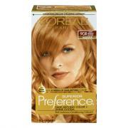 L'Oreal Preference #9GR Light Reddish Blonde Hair Color