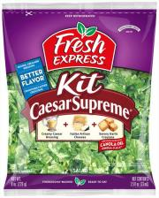 Fresh Express Caesar Supreme Salad Mix