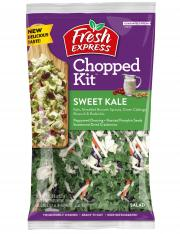 Fresh Express Sweet Chopped Kale Salad Kit