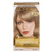 L'Oreal Preference #8A Ash Blonde Hair Color