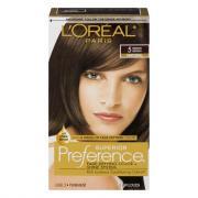 L'Oreal Preference #5 Medium Brown Hair Color