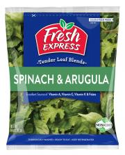Fresh Express Spinach and Arugula