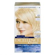 L'Oreal Excellence Creme #01 Extra Light Blonde Hair Color