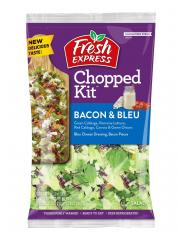 Fresh Express Bacon and Blue Cheese Chopped Salad Kit