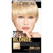L'Oreal New Look Super Blonde Creme Lightning Kit