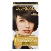 L'Oreal Preference #4 Dark Brown Hair Color