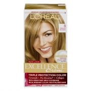 L'Oreal Excellence Creme #8 Medium Blonde Hair Color