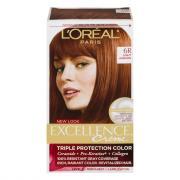 L'Oreal Excellence Creme #6R Light Auburn Hair Color