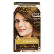 L'Oreal Preference #ul63 Gold Brown Hair Color