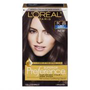 L'Oreal Preference #5C Cool Medium Brown Hair Color