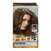 L'Oreal Feria #60 Crystal Brown Hair Color