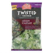 Fresh Express Twisted Asian Caesar Chopped Salad