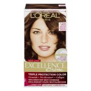 L'Oreal Excellence Creme #5RB Medium Red Brown Hair Color