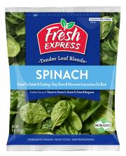 Fresh Express Flat Spinach