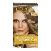 L'Oreal Preference #7.5A Medium Ash Blonde Hair Color