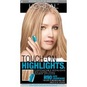 L'Oreal Touch On Highlights Iced Champagne #H90 Hair Color
