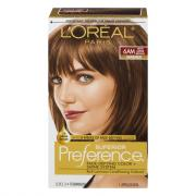 L'Oreal Preference #6AM Amber Brown Hair Color