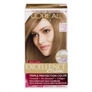 L'Oreal Excellence Creme #7.5A Medium Ash Blonde Hair Color
