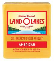 Land O'Lakes Yellow American Cheese