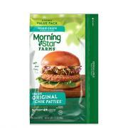 Morning Star Farms Veggie Original Chik Patties Value Pack