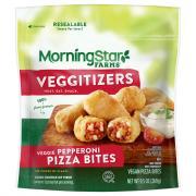 Morning Star Farms Veggitizers Veggie Pepperoni Pizza Bites