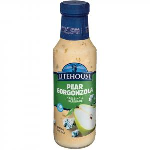 Litehouse Pear Gorgonzola Vinaigrette Dressing