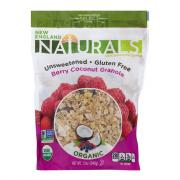 New England Naturals Organic Gluten Free Berry Coconut