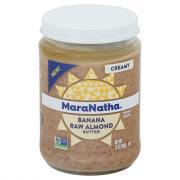 MaraNatha Creamy Banana Raw Almond Butter