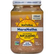 MaraNatha Raw No Salt Almond Butter