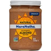 MaraNatha No Stir Crunchy Almond Butter