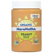 MaraNatha Organic No Stir Peanut Butter Creamy