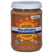 MaraNatha Organic No Stir Creamy Almond Butter