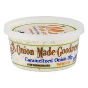 OMG Caramelized Onion Dip