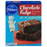 Pillsbury Chocolate Fudge Classic Brownie Mix