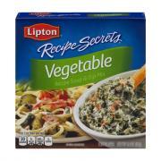 Lipton Vegetable Soup & Dip Mix