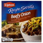 Lipton Beefy Onion Soup Mix