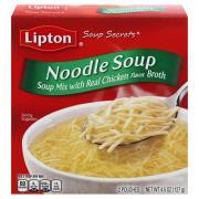 Lipton Noodle Soup