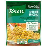 Knorr Broccoli & Cheddar Pasta Side Dish