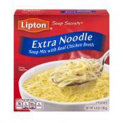 Lipton Extra Noodle Soup Mix