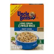 Uncle Ben's Fast Cook Wild Rice