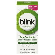 AMO Complete Blink-N-Clean Contacts Lubricant Eye Drops