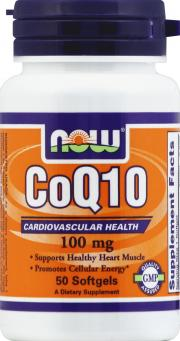 NOW CoQ10 100 mg
