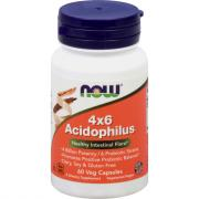 NOW Acidophilus 4x6
