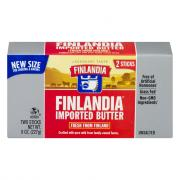 Finlandia Imported Butter Sticks Unsalted
