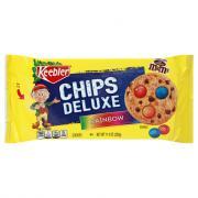 Keebler Chips Deluxe Rainbow with M&M's Cookies
